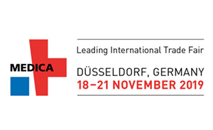 Visit us at MEDICA in Düsseldorf