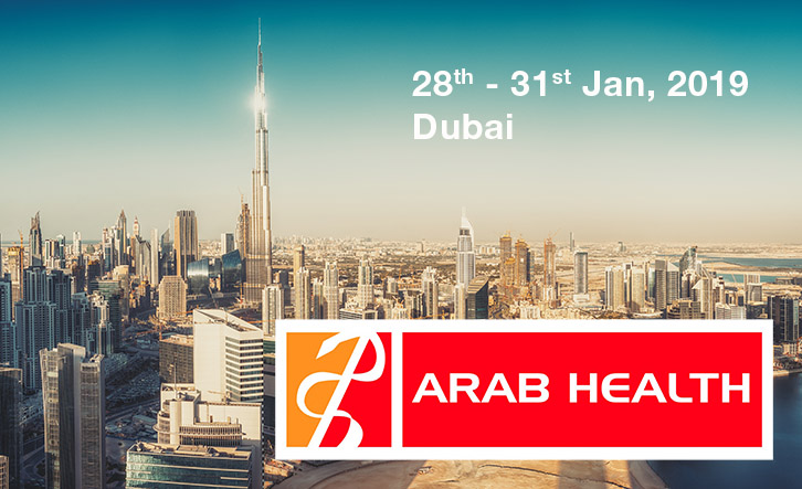 IMT Analytics an der Arab Health 2019
